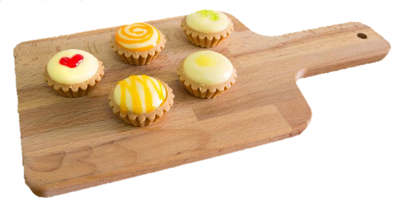 MIX FLAVOR CHEESE TART